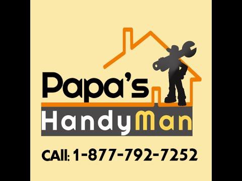 Handyman Nevada City CA Handyperson Nevada City Handyworker