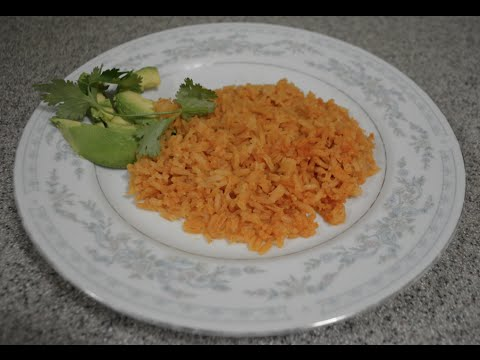 How to Cook Mexican Rice