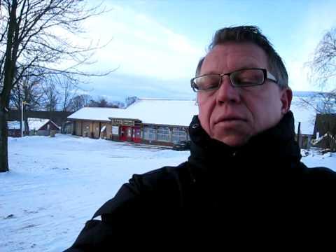 Mats Sander Varg i Skånes djurpark