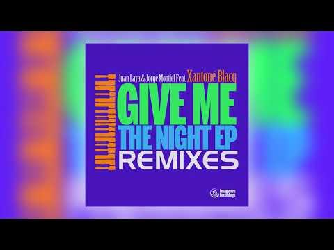 Juan Laya, Jorge Montiel & LCO - Give Me the Night (Extended Rework) [feat. Xantone Blacq]