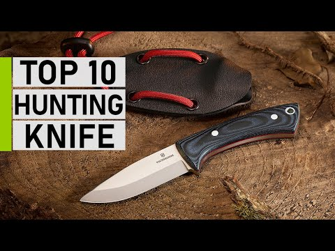 Top 10 Best Hunting Knives