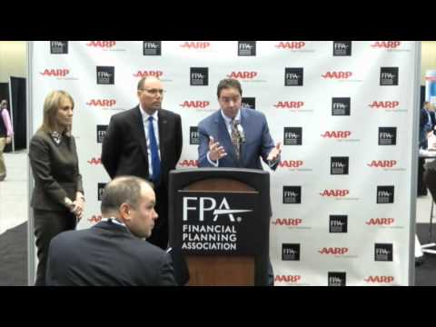 AARP and FPA Press Conference