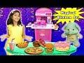 Pari's Fun Kitchen Set !Pari And Her Friends Doing Party l