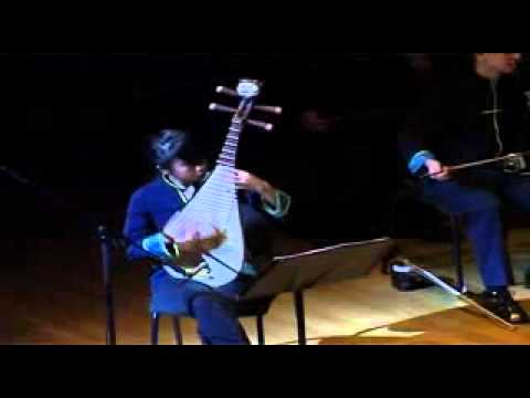 SMU Chinese Orchestra - Po Mo Xian Ren 泼墨仙人