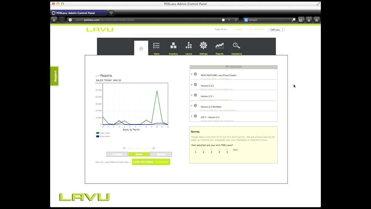 Download Lavu POS Employee Classes