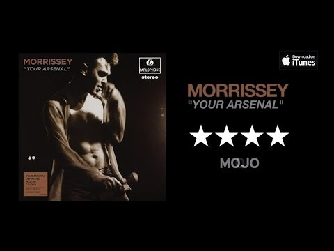 Morrissey - Your Arsenal (2014 Remaster - The Definitive Master) - Out Now