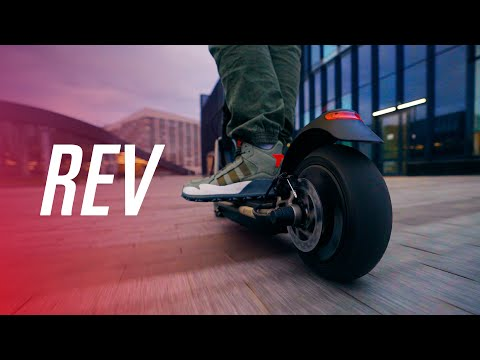Обзор Boosted Rev — Tesla среди самокатов