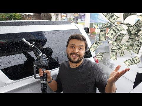 Amerika'da benzin fiyatları - Vlog#58