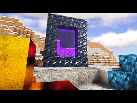 THE MOST REALISTIC MINECRAFT YOU'VE EVER SEEN