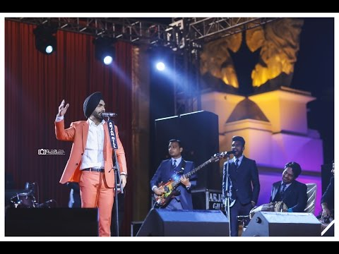 LIVE PERFOMANCE by AMMY VIRK || 2017 BEST (SHOW) PERFOMANCE  || 4k VIDEO