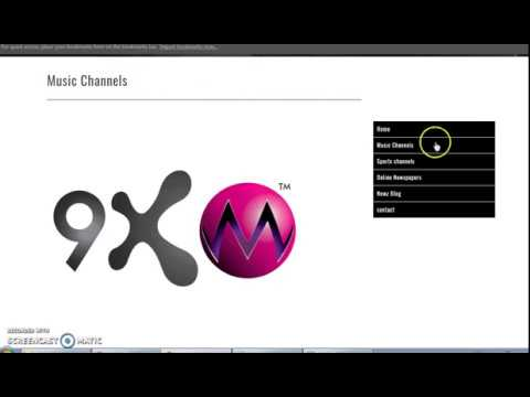 live tv newz music channel 9mx online newspapers online news channles