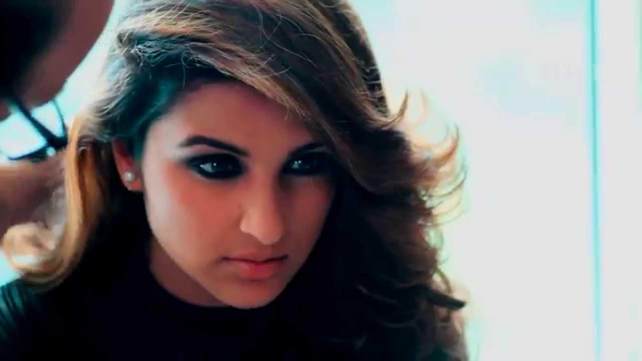 Parineeti Chopra On Elle November 2014  Behind The -8059
