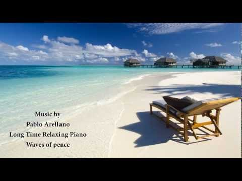 Healing And Relaxing Music For Meditation (Waves Of Peace) -