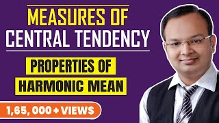 #11 | Measures of central tendency | Harmonic mean
