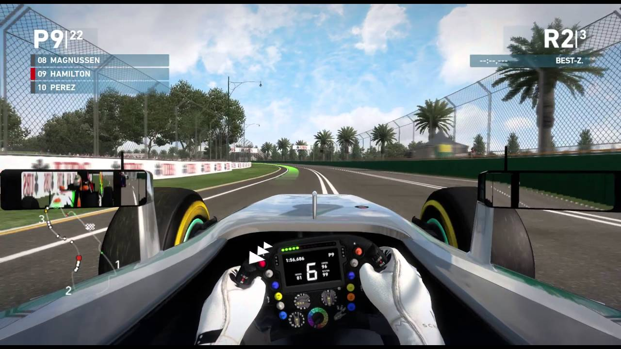 Pool Position Formel 1