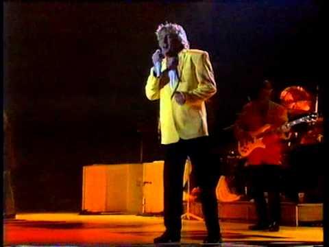 Rod Stewart - Sweet Soul Music live 1991