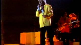 Rod Stewart - Sweet Soul Music live 1991