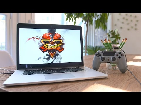 Play PS4 on Mac or PC!