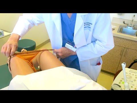 Секс подглядели в кабинете у гинеколога видео понятно