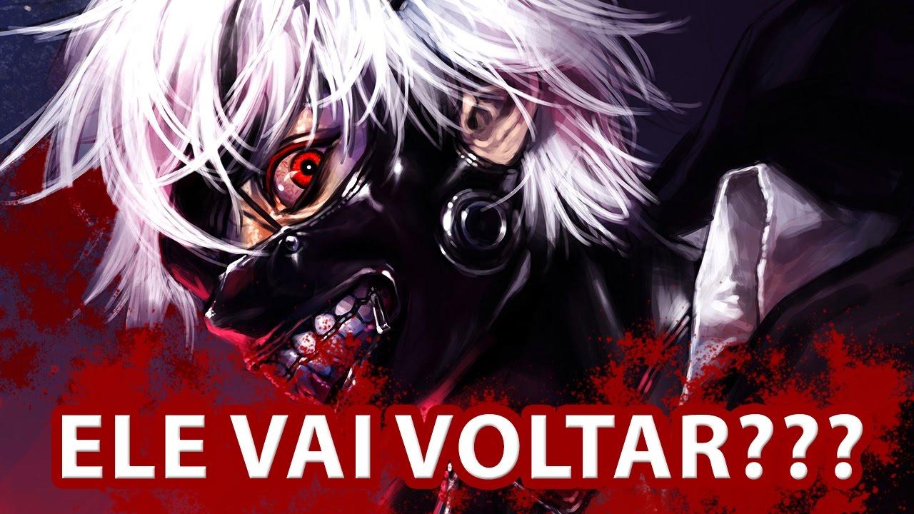 anime tokyo ghoul 1 temporada online: 3ª TEMPORADA TOKYO GHOUL EM BREVE ?