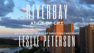 Leslie Peterson - Riverbay Board of Directors Candidate 2019