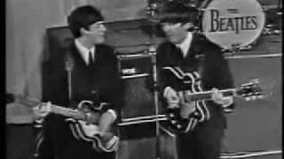 Beatles - live at the ROYAL VARIETY PERFORMANCE - 1963