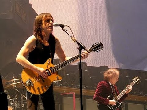 AC/DC - Malcolm Young ''Permanently Retired'' Due To Illness