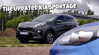 Attending The Launch of the Updated Kia Sportage!