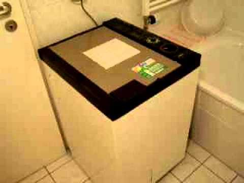 ddr waschmaschine schleudert youtube. Black Bedroom Furniture Sets. Home Design Ideas