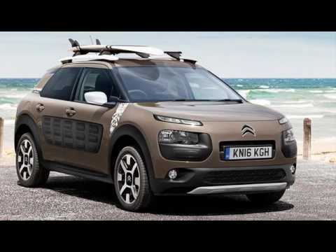 citroen c4 cactus rip curl edition 2017 youtube. Black Bedroom Furniture Sets. Home Design Ideas