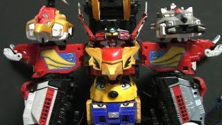 Power Rangers RPM G12 Megazord Toys 파워레인저 엔진포스 장난감