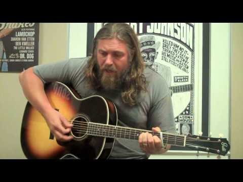 The White Buffalo Visits American Songwriter