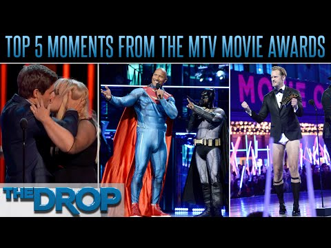 MTV Movie Awards 2016: Top 5 Moments - The Drop Presented by ADD