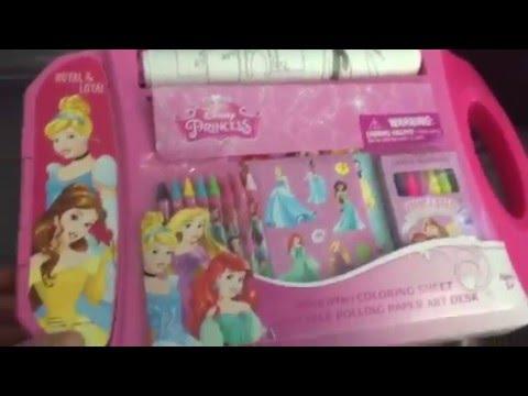 Disney Princess Coloring Book