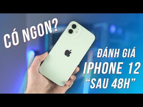 Mở Hộp Đánh Giá iPhone 12 Sau 48h - Quá Ngon, Apple A14 Mạnh Khủng, Camera Đỉnh, Nhưng Có Đáng Mua?