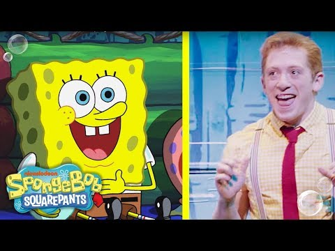 Your Favorite Characters Come to Life!! | SpongeBob