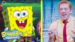 Your Favorite SpongeBob Characters Come to Life!! | SpongeBob SquarePants, The Broadway Musical