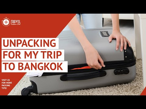 unpacking-for-my-trip-to-bangkok-(conference-and-beaches)
