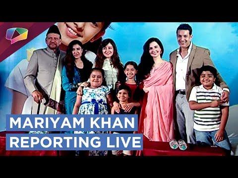 Mariyam Khan Reporting Live Launch