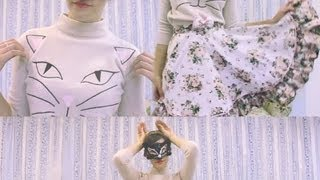 DIY Cat Jumper & How To Aplique Tutorial Thumbnail