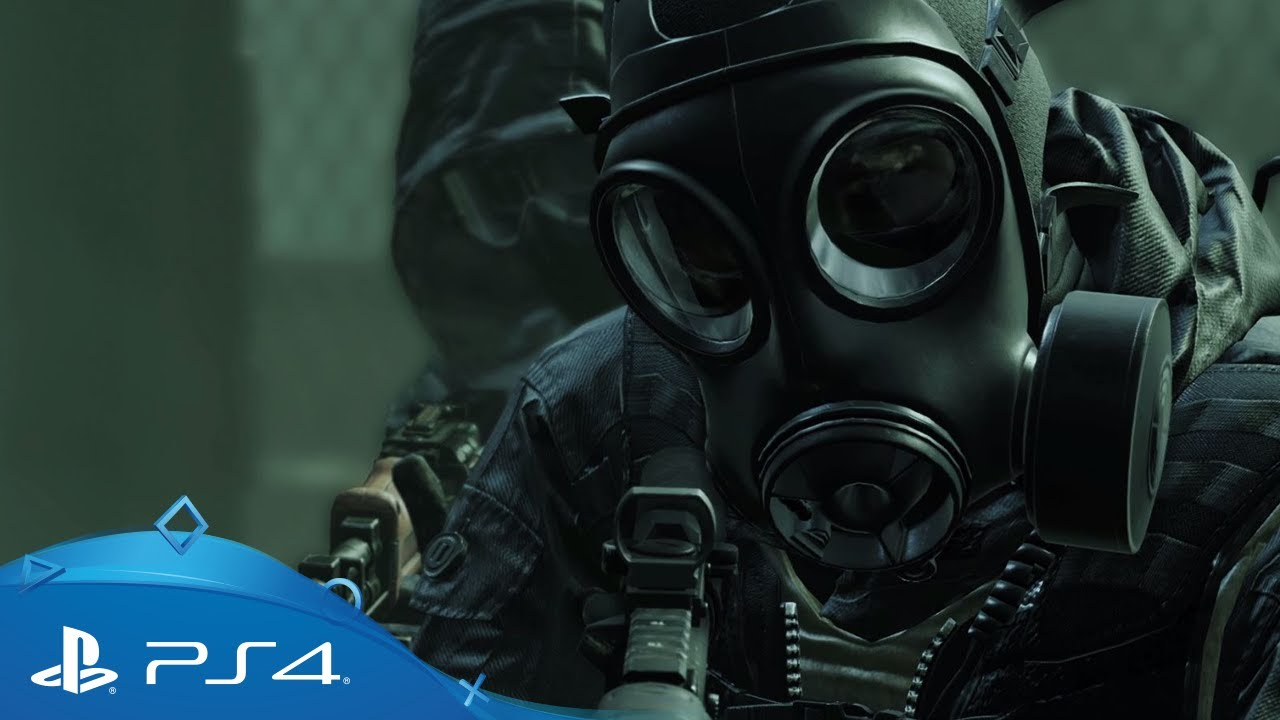 Call of Duty: Modern Warfare Remastered and The Witness are