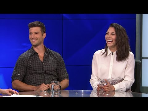 """Parker Young & Inbar Lavi on the Dark Comedy """"Imposters"""""""