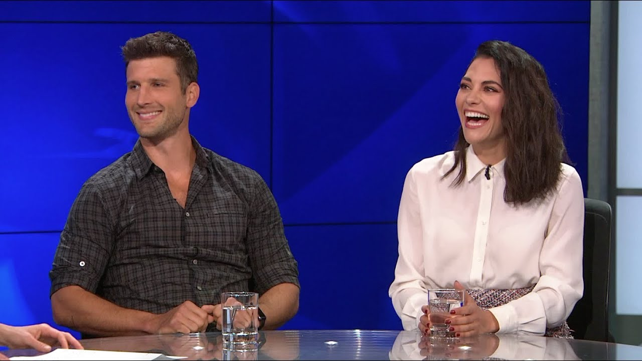 """Download Parker Young & Inbar Lavi on the Dark Comedy """"Imposters"""""""