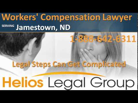 Jamestown Workers' Compensation Lawyer & Attorney - North Dakota