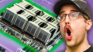 "The World's LARGEST ""Graphics Card"""
