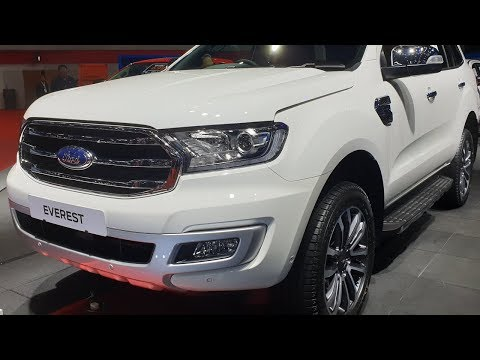 Ford Everest 2.0L Bi-Turbo 4x4 Titanium+ ราคา 1,799,000 บาท