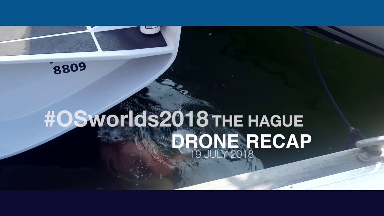 Offshore Sailing World Championship 2018 - drone recap July 19th
