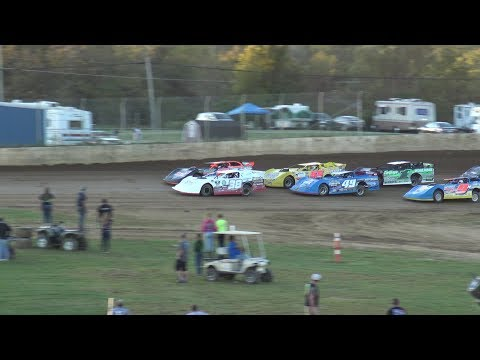 Florence Speedway | 9/30/17 | Late Models | Heats