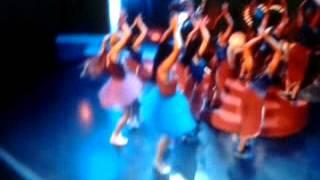 Виолетта 2 Песня Людмилы и Нати