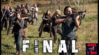 FINAL DE TEMPORADA 8 The Walking Dead 8X16 | AVANCES, IMÁGENES y ANÁLISIS